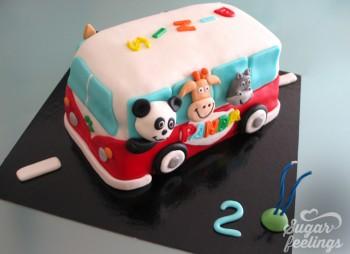 A carrinha do panda