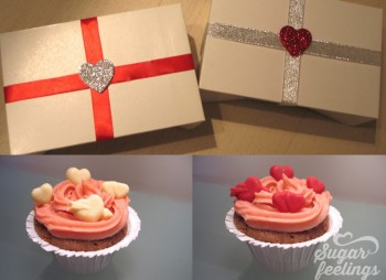 Cupcakes S.Valentim