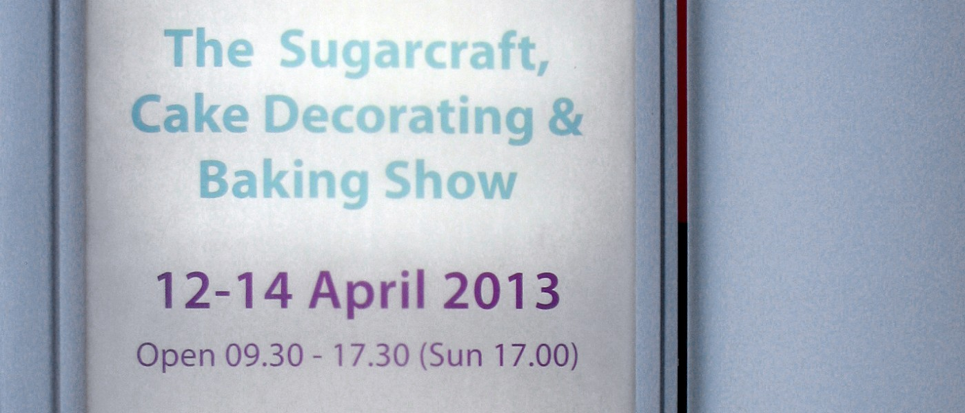Cake International London Abril 2013