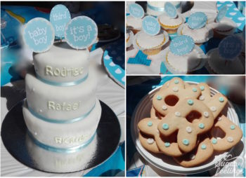 "Baby Shower: Manos ""R"""