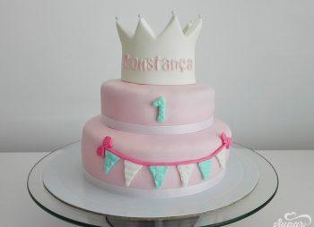 """""""Princesinha"""" – 1º aniversário"""
