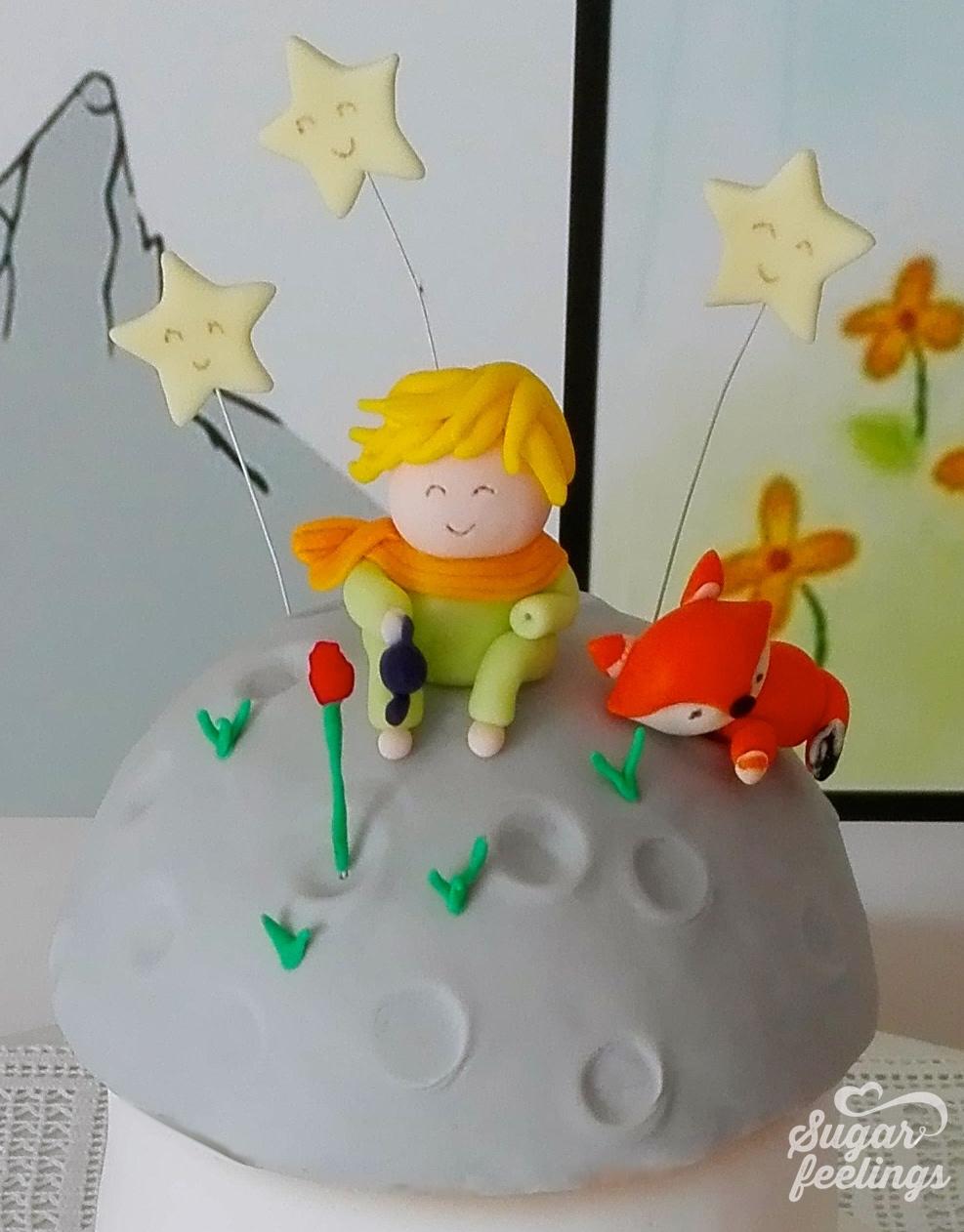 """Aniversário – """"O Principezinho"""""""