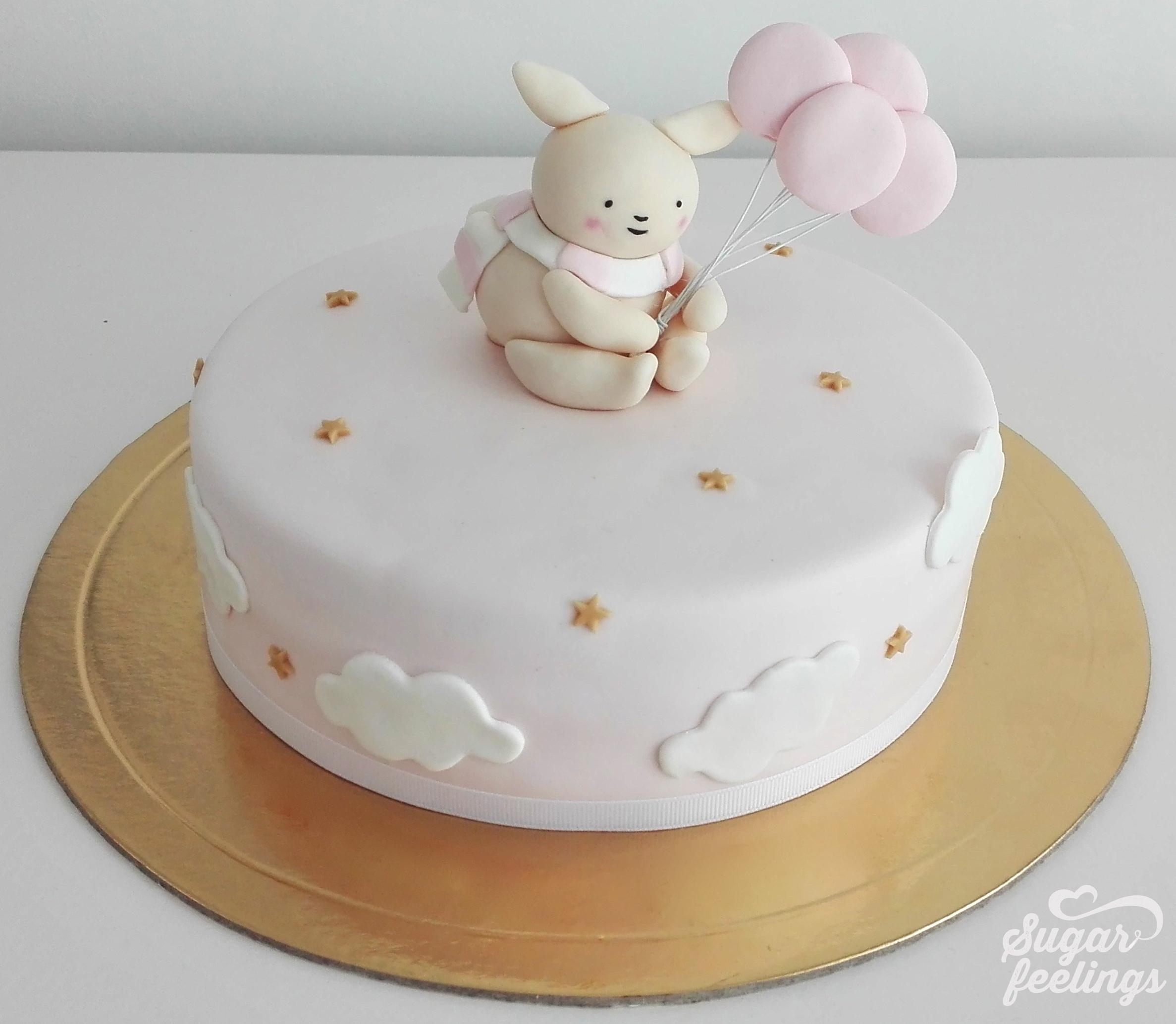 "Baby shower – ""Dreamy bunny"