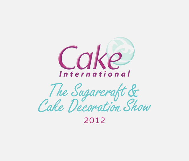 Cake International London Abril 2012