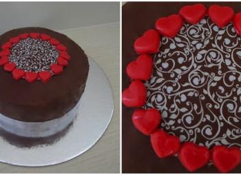 All Chocolate cake – Aniversário de casamento