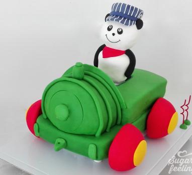 Comboio do Panda