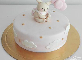 "Baby shower – ""Dreamy bunny"""